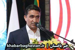 دکتر حسن رنجبر ، شهردار شهر باغستان