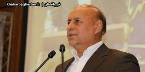 فرماندار شهریار مهندس طاهری