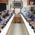 برگزاری جلسه شورای آموزش و پرورش شهرستان شهریار در باغستان