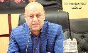 فرماندار شهریار - مهندس طاهری - فرماندار