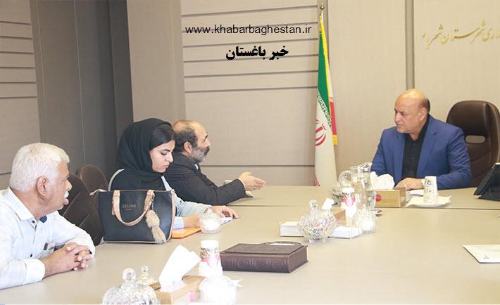ملاقات مردمی فرماندار شهرستان شهریار با شهروندان ۲۲ مهر ۹۸
