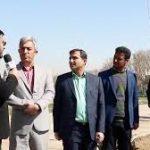 برنامه های شهرداری باغستان برای هفته منابع طبیعی و روز درختکاری