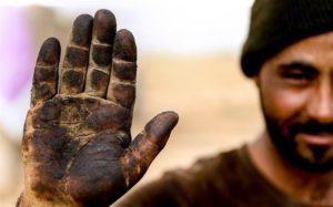 کارگر - دست کارگر - معدن - کار