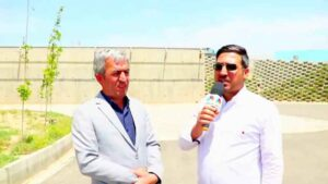 میزان جمع آوری زباله در شهر باغستان