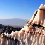 بستنیهای نمکی غولآسا در هرمزگان