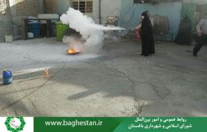 درآستانه ۷ مهر روز ملی آتشنشانی
