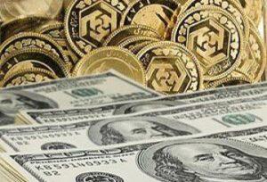 سکه و دلار همچنان در مسیر ریزش
