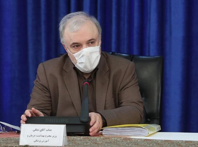 وزیر بهداشت: آنچه بر ملت ایران گذشت، پس از واقعه کربلا بینظیر بوده