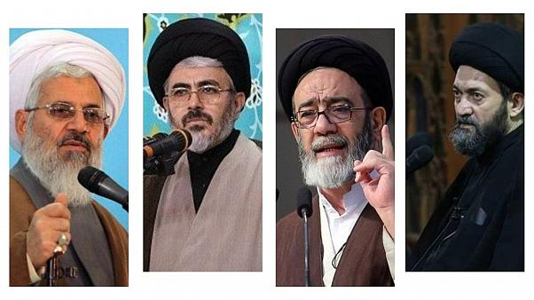 بیانیه نمایندگان ولی فقیه در استانهای شمال غرب کشور