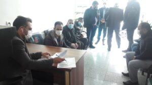 سه شنبه های پاسخگویی #مدیرانشهریباغستان