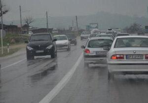 نحوه رانندگی در جادههای لغزنده