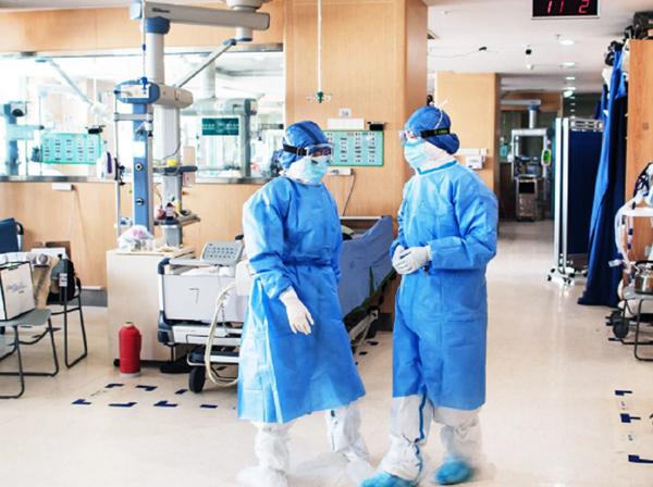 نزدیک به نیمی از پرستاران کشور به کرونا مبتلا شدند