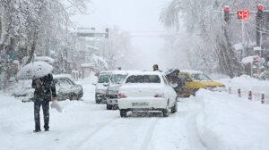 نکات مهم رانندگی در برف