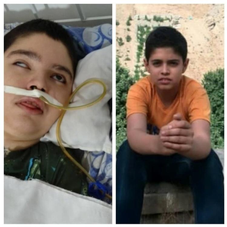 پسری که در ۱۳ سالگی به کما رفت و در ۱۹ سالگی بیدار شد
