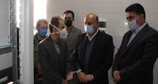 باحضور دکتررستگاری،معاون نظارت و پایش حفاظت محیط زیست استان تهران امروز ایستگاه سنجش میزان آلودگی هوای شهرباغستان به بهره برداری رسید.