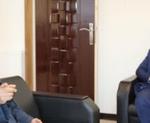 با حضور مسئول زکات شهرستان شهریار، مدیر زکات شهر باغستان معرفی گردید