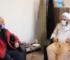 دیدار اعضای کارگروه صنعت و تولید شهر باغستان با امام جمعه محترم