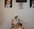 دیدار فرمانده محترم حوزه ۱۰شهید صابوناتی بهمراه فرماندهان پایگاه ها با امام جمعه محترم