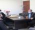 دیدار مدیران شهری باغستان با رئیس اداره ثبت احوال شهرستان شهریار