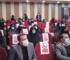  مراسم اولین سالگرد شهادت سردار شهید قاسم سلیمانی با حضور مسئولان شهری و شهرستانی در باغستان برگزار شد