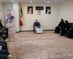 نشست اعضای ستاد نماز جمعه شهر باغستان جهت هماهنگی برگزاری نماز جمعه ۱۲ دی ماه