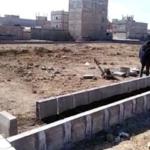 شهردارباغستان از آغاز احداث پارک محله ای در خیابان بهار نصیرآباد خبر داد؛
