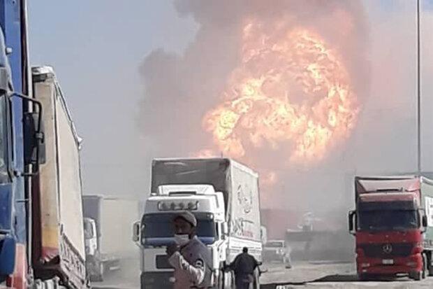 انفجار در مرز ایران و افغانستان/ از تلفات خبری در دست نیست