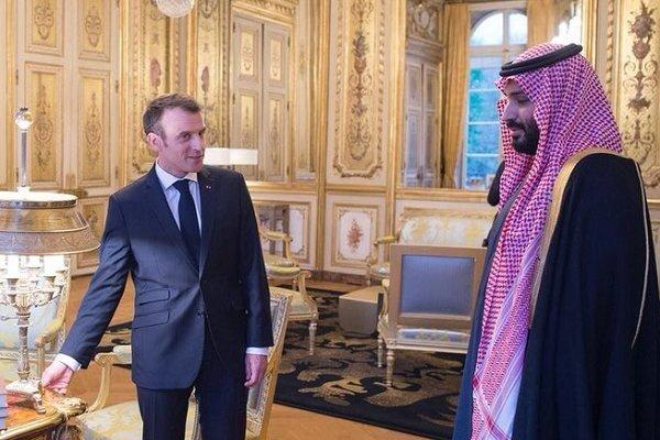 «حمایت مرگبار» فرانسه از سعودی در یمن