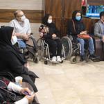 قدردانی جامعه معلولین شهرستان شهریار از شهردار باغستان