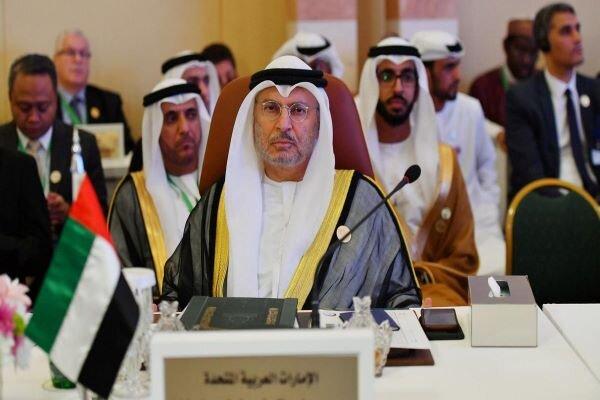 مقام اماراتی: گزینهای غیر از «دیپلماسی» دربرابر ایران وجود ندارد