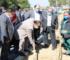 آیین روز درختکاری در شهر باغستان برگزار شد