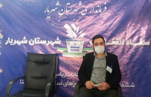 تیم خبری خبرباغستان در روز دوم ثبت نام ششمین دوره انتخابات شورای شهر و روستا