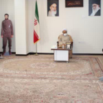 دیدار رئیس و اعضای محترم شورای اسلامی شهر باغستان با امام جمعه