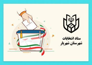 ثبتنام ۴۰ داوطلب انتخابات شوراهای اسلامی روستای شهرستان شهریار در روز نخست