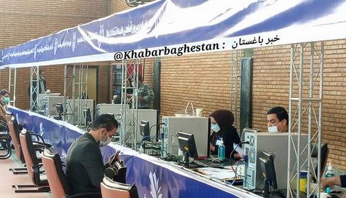 مهدی شاهسوند جهت نام نویسی در ششمین دوره انتخابات شورای شهر باغستان