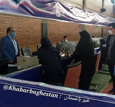 گزارش تصویری از ستاد انتخابات شهرستان شهریار