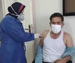 آغاز واکسیناسیون پاکبانان شهرداری باغستان علیه ویروس کرونا