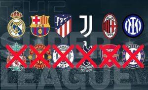 باشگاه های انگلیسی