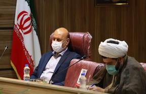 برگزاری جلسه شورای زکات شهرستان شهریار