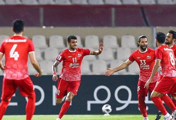 وعده پرداخت پاداش ویژه پیروزی تراکتور مقابل الشارجه امارات