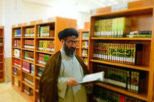 حجت الاسلام سید محمد شاهدی