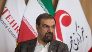 دبیر مجمع تشخیص مصلحت نظام محسن رضائی