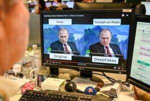 دیپ فیک هویت رئیس ستاد یکی از مخالفان دولت روسیه