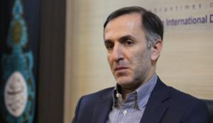 رئیس سازمان توسعه تجارت ایران