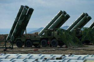 سامانه دفاع موشکی اس – ۴۰۰