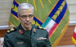 سرلشکر محمد باقری رئیس ستاد کل نیروهای مسلح