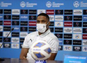 مدافع تیم فوتبال السد قطر