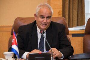 مدیر امور بین الملل وزارت خارجه کوبا