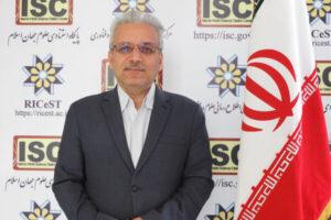 منصور غلامی وزیر علوم تحقیقات و فناوری
