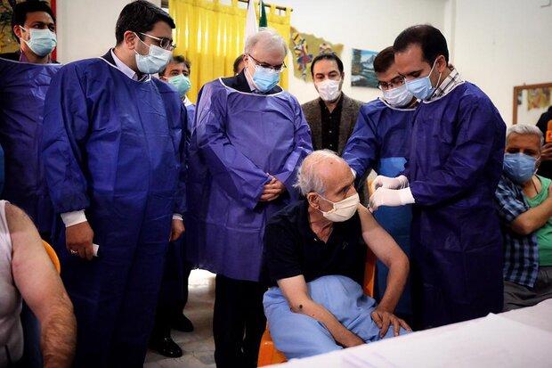 اثربخشی واکسیناسیون سالمندان در مراکز بهزیستی
